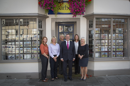 Barbers Estate Agents Newport Branch