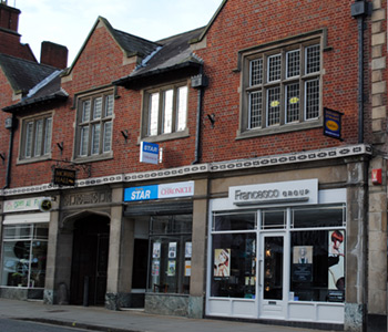 Barbers Estate Agents Shrewsbury Branch